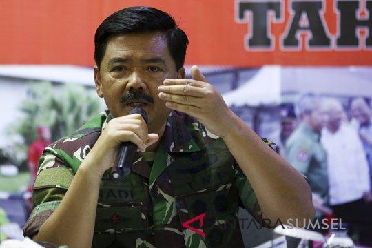 Panglima TNI ke Manokwari siapkan kunjungan Presiden Jokowi