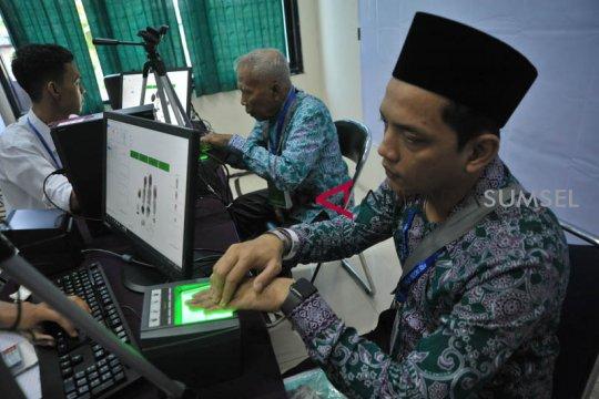 Di Sumsel, daftar tunggu calon haji hingga tahun 2030