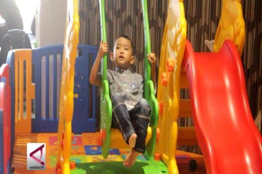 KAI Daop 3 Cirebon sediakan fasilitas bermain di HAN 2018