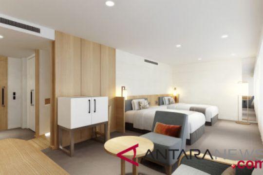 Keio Plaza Hotel Tokyo renovasi kamar Universal Design