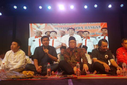 Ribuan warga Yogyakarta sampaikan selamat tinggal pada terorisme dan intoleransi