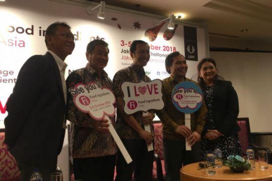 Pameran bahan baku industri mamin dari 46 negara digelar Oktober