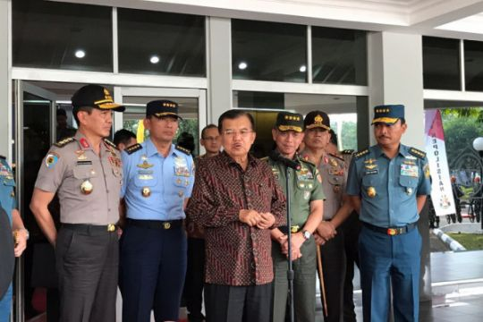 Wapres: Indonesia terbanyak tangani teroris