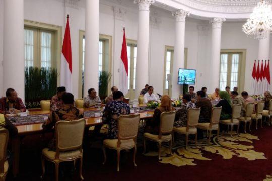 Bupati sampaikan dukungan kepada Presiden Jokowi