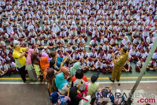 Empat sekolah mewakili Jakarta Utara