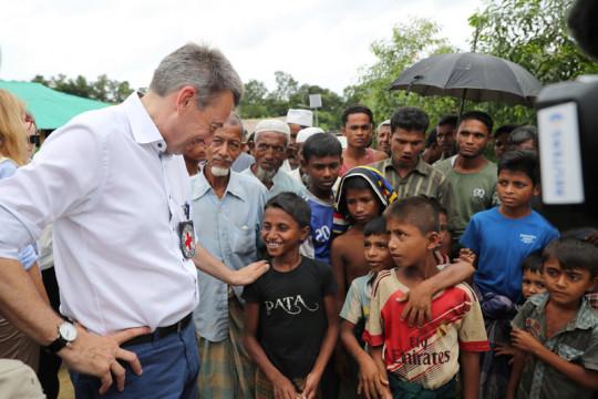Pengungsi Rohingya di India berjuang lawan kebencian dan takut diusir