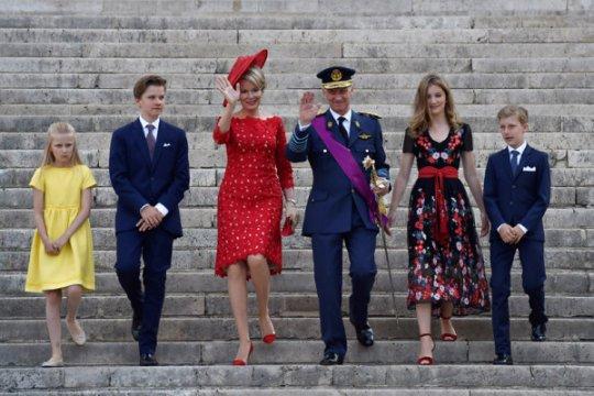 Raja Belgia sampaikan penyesalan mendalam terkait penjajahan di Kongo