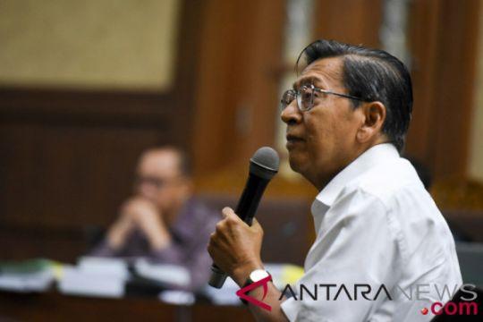 Boediono tidak tahu pemenuhan kewajiban Sjamsul Nursalim