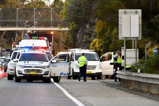 Polisi antiteror Australia gagalkan rencana serangan di Sydney