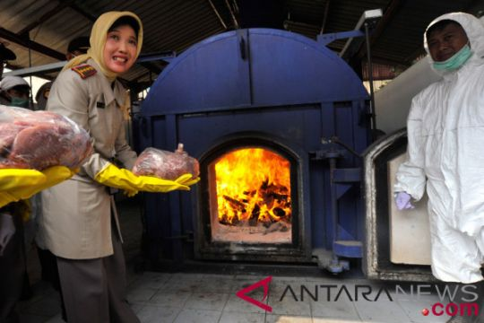 Karantina Pertanian libatkan TNI-Polri awasi empat zona rawan