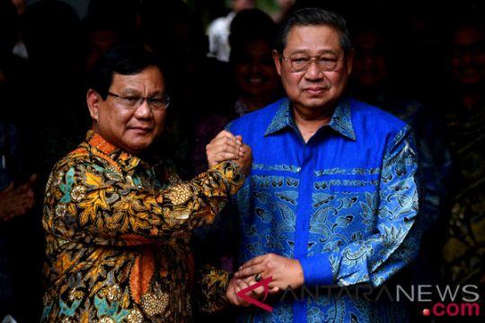 Partai Gerindra katakan Prabowo-SBY sepakat lanjutkan koalisi