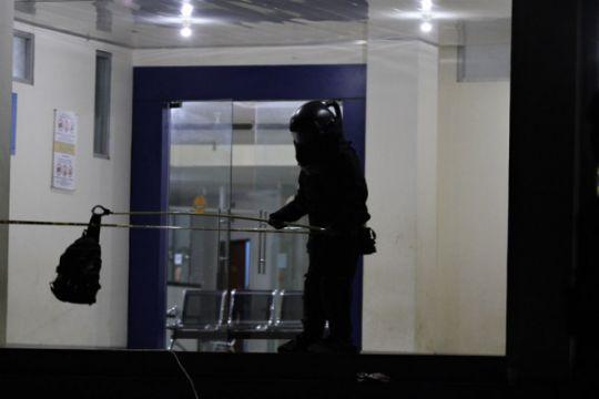 Ransel diduga bom di RS Bahteramas