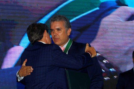 Kolombia minta Kuba tangkap pemimpin ELN setelah serangan bom mobil