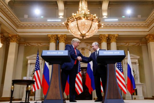 Putin sebut KTT dengan Trump 'sangat sukses'