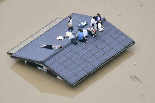 Konsulat Jenderal Indonesia bantu WNI korban banjir di Hiroshima-Okayama