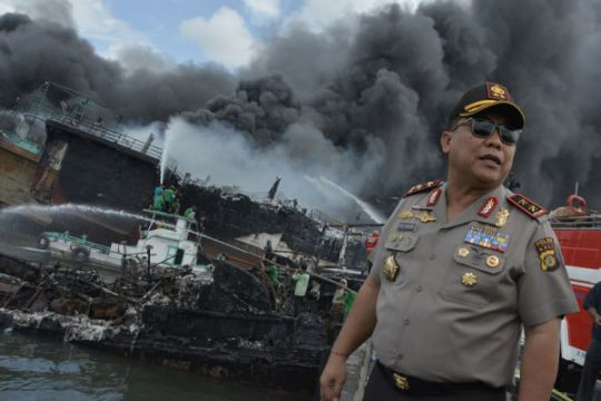 Kapolda Bali deklarasi perang melawan premanisme-narkoba