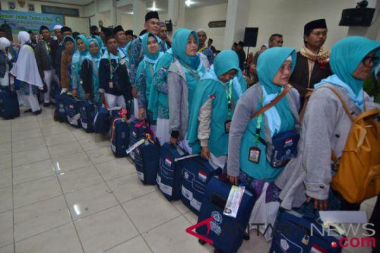 Alasan kesehatan, tiga calon haji Lampung tertunda keberangkatannya