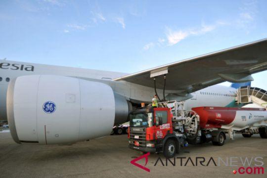 Bandara Minangkabau layani transit pesawat haji