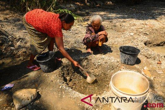 Kota Kupang mulai alami krisis air bersih