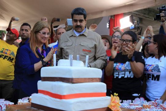 Meksiko desak blok regional jangan campuri urusan internal Venezuela