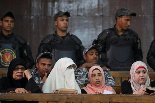 Mesir hukum mati 75 orang terkait unjuk rasa tahun 2013
