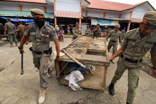 Satpol PP Denpasar jaring 33 karyawan kafe