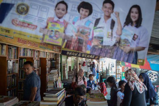 Penjualan buku meningkat