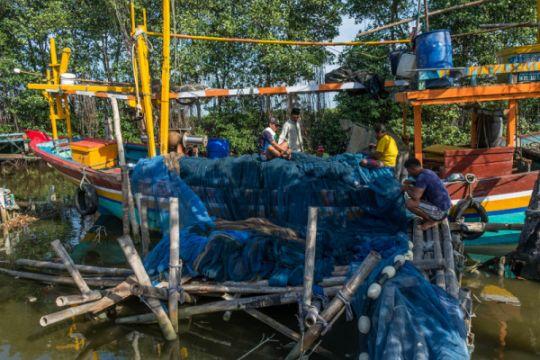 Penyaluran kredit nelayan nasional
