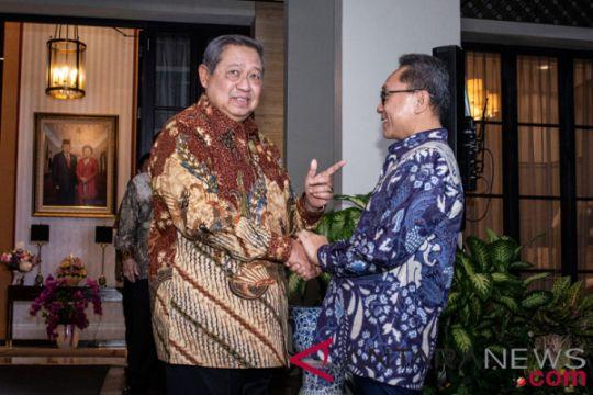 SBY dan Zulkifli belum bahas koalisi