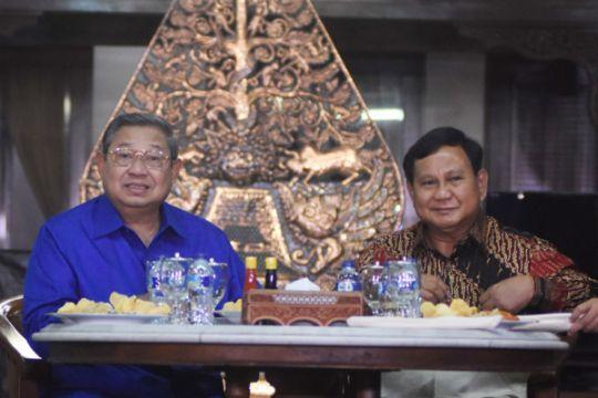 SBY dirawat, pertemuan dengan Prabowo diundur
