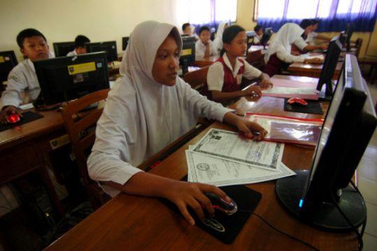 Kuota PPDB jalur prestasi SMP favorit di Yogyakarta langsung terpenuhi
