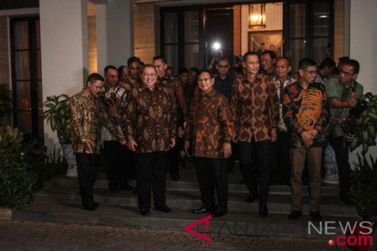 Prabowo: Why not AHY jadi cawapres