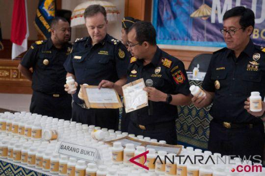 Empat WNA membawa narkoba ditangkap di Bali