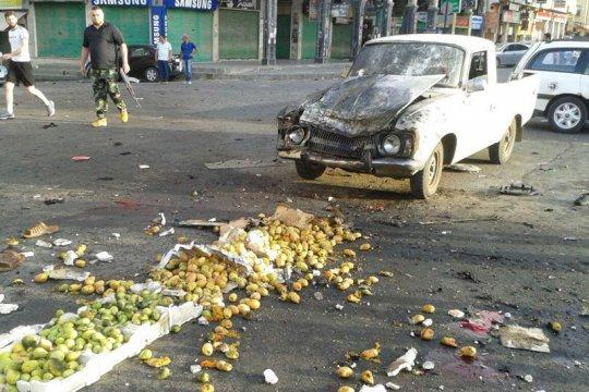 Militer Rusia: 18 prajurit Suriah tewas dalam serangan gerilyawan