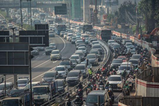 Perluasan ganjil-genap efektif turunkan polusi udara