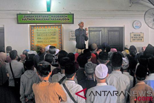 Ziarah Makam Sultan Banten