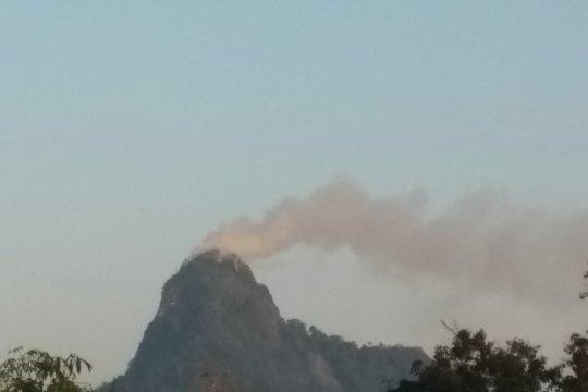 Tagana imbau masyarakat waspadai bahaya kabut asap