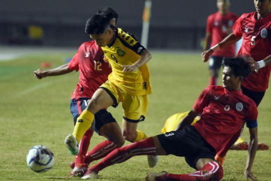 Kamboja libas Brunei 5-0 di Piala AFF U-19