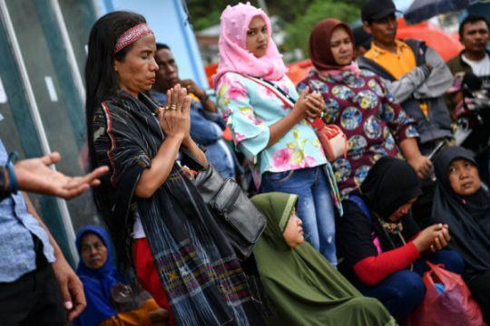 Kisah Alif, pelipur lara keluarga korban petaka KM Sinar Bangun