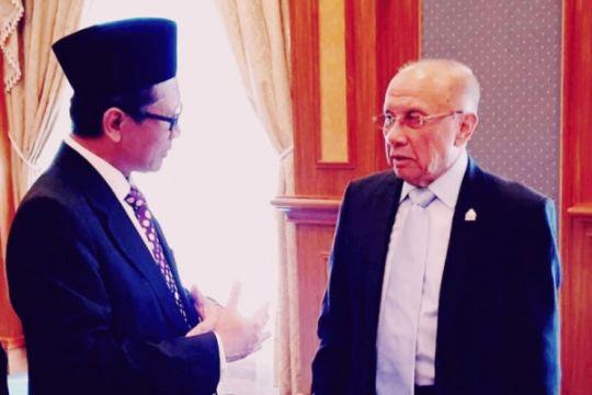 Indonesia-Brunei perlu tingkatkan kerja sama antarparlemen