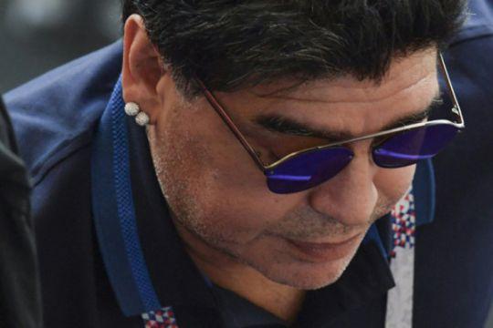 Maradona tangani klub Belarusia Dynamo Brest