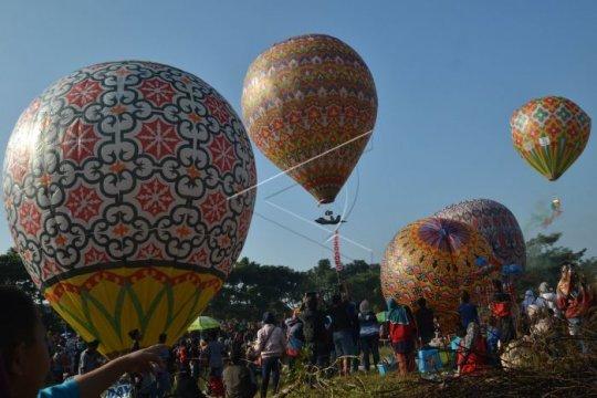 AirNav: Balon udara liar bahayakan keselamatan penerbangan