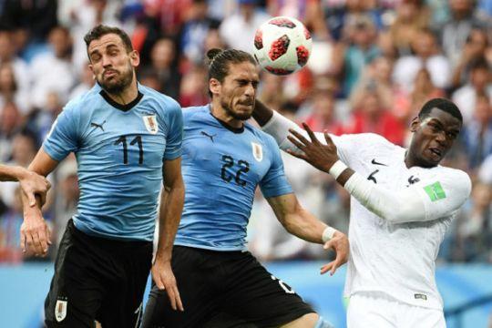 Deschamps lega Prancis ke semifinal tanpa skorsing pemain