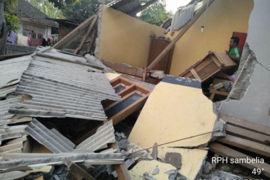 Gempa tektonik Lombok-Sumbawa akibat sesar naik Flores