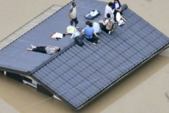Kota Kagoshima perintahkan 600.000 warga mengungsi akibat hujan lebat