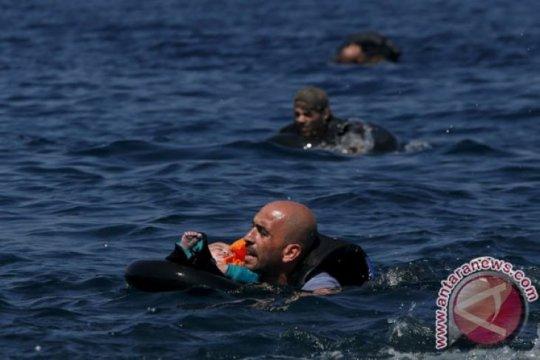 Tujuh tenggelam akibat perahu migran terbalik di Lesbon Yunani