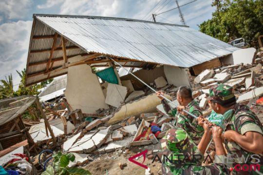 Masa tanggap darurat gempa Lombok diperpanjang tujuh hari
