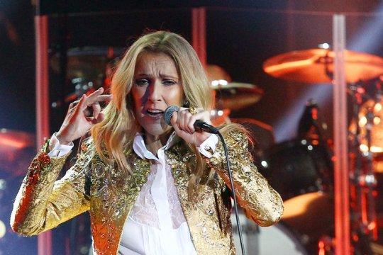 Celine Dion, John Legend tampil di konser tribut Aretha Franklin