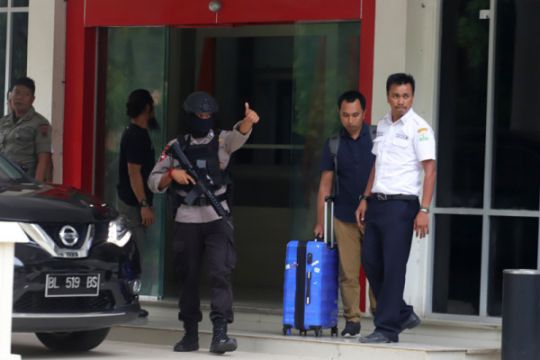 KPK amankan dokumen kasus suap terkait dana otsus Aceh