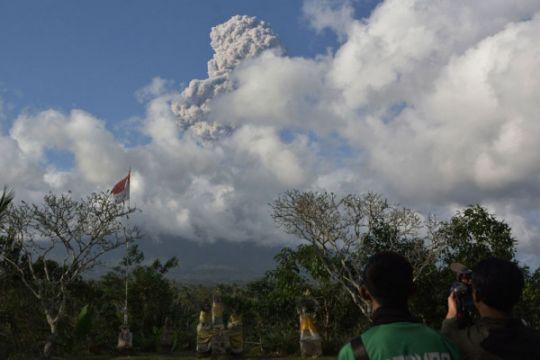 Letusan Gunung Agung
